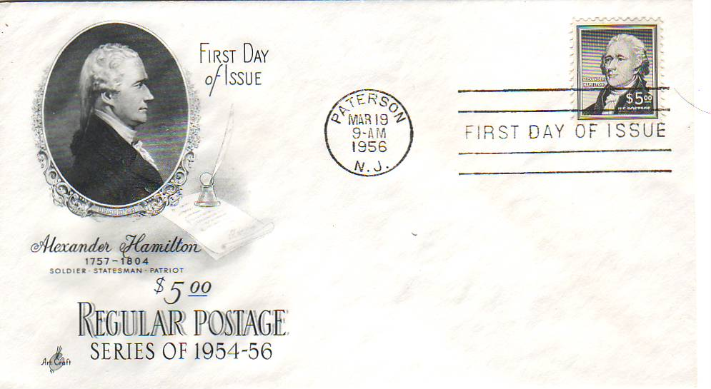 Covers, FDCs